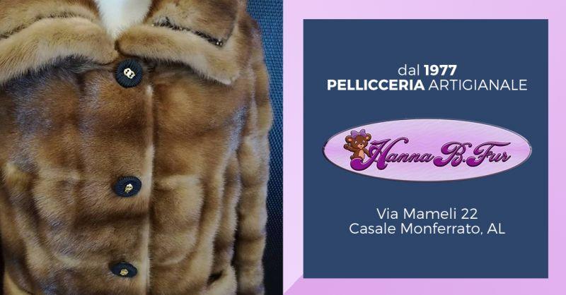 offerta pellicceria artigianale casale monferrato - occasione pellicce su misura alessandria
