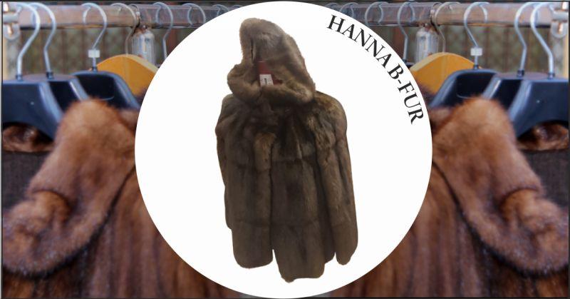 offerta vendita pelliccia di zibellino casale monferrato - occasione pelliccia di zibellino in conto alessandria