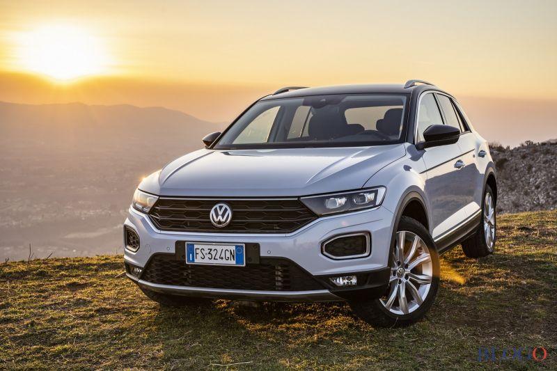 OFFERTA Noleggio Lungo Termine Volkswagen T-Roc 1.6 Business BMT