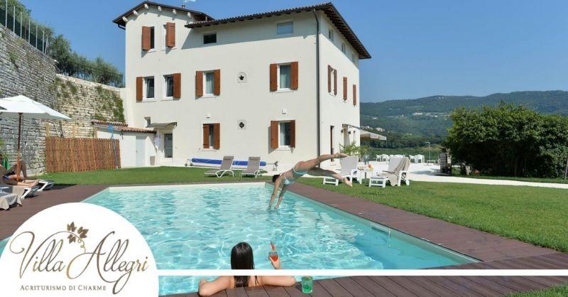 Villa Allegri Agriturismo di Charme - Occasione soggiorno ambiente raffinato Valpolicella