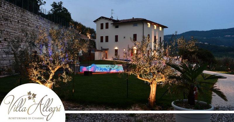 Villa Allegri agritourisme de Charme - Séjours dans un environnement raffiné Valpolicella