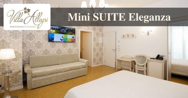 Villa Allegri - Promozione dormire in suite di lusso agriturismo zone della Valpolicella