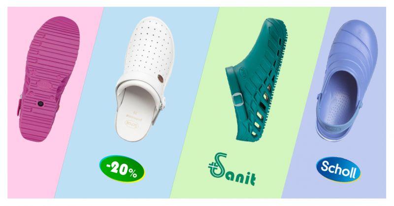 offerta calzature professionali dr scholl torino - occasione scarpe defaticanti dr Scholl Torino