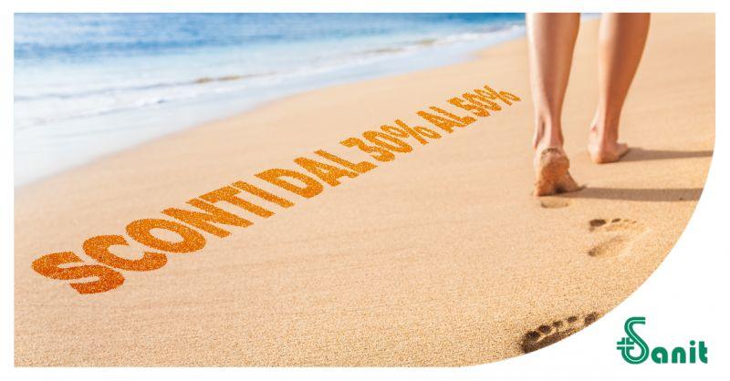 promozione calzature sanitarie estive ortopedia torino - offerta saldi scarpe estive ortopedia sanitaria torino